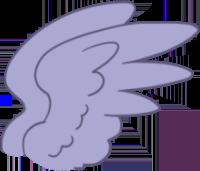 Vespire Cherub Wings