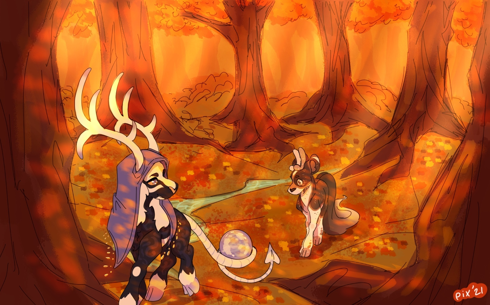 autumn exploration 1